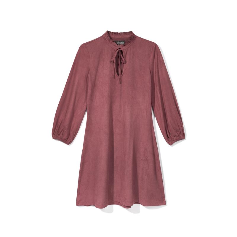 Rotes Kleid von Reserved