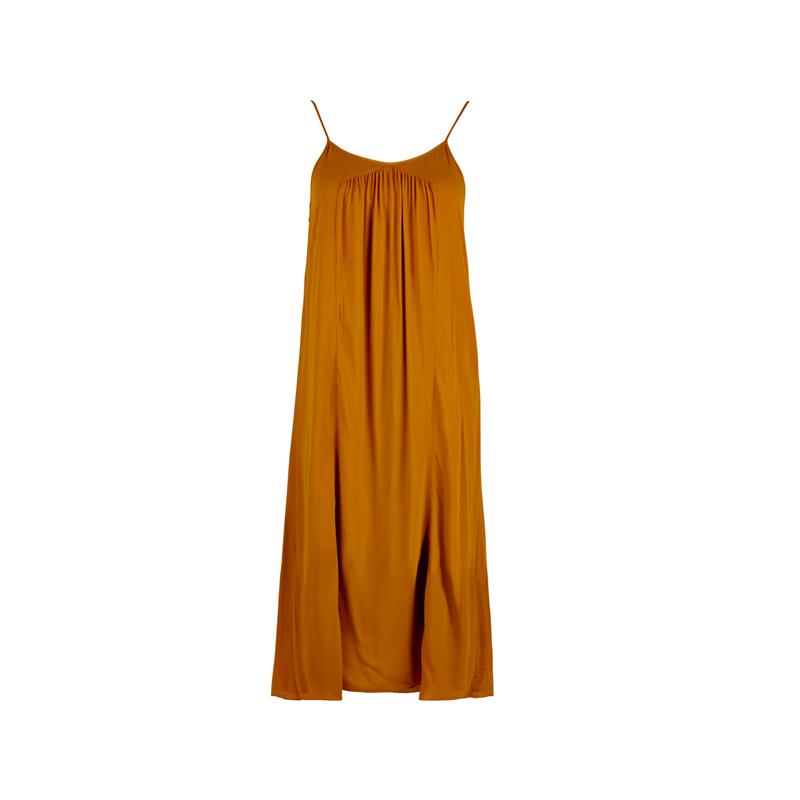 Kleid in Orange von Saint Tropez