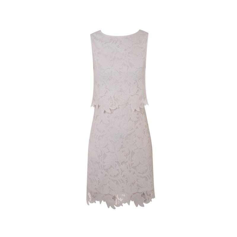 Weißes Kleid von Miss Selfridge