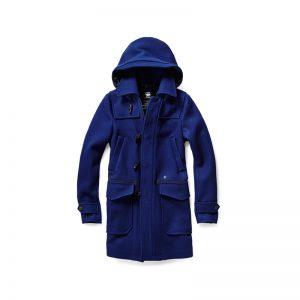 Blauer Mantel von G-Star