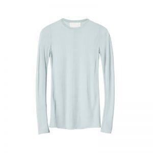 Hellblaues Shirt von H&M