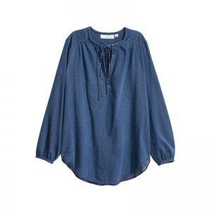Jeans-Tunika von H&M