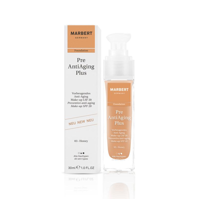 anti aging foundation marbert