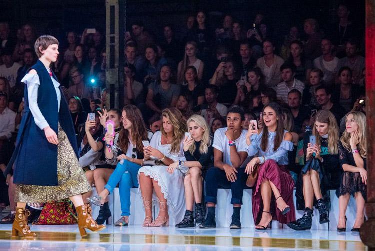 fashion show zalando