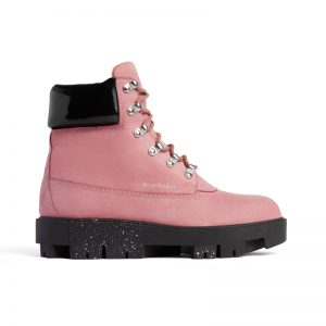 Hiking Boots in Rosa