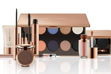 nudebynature augen makeup