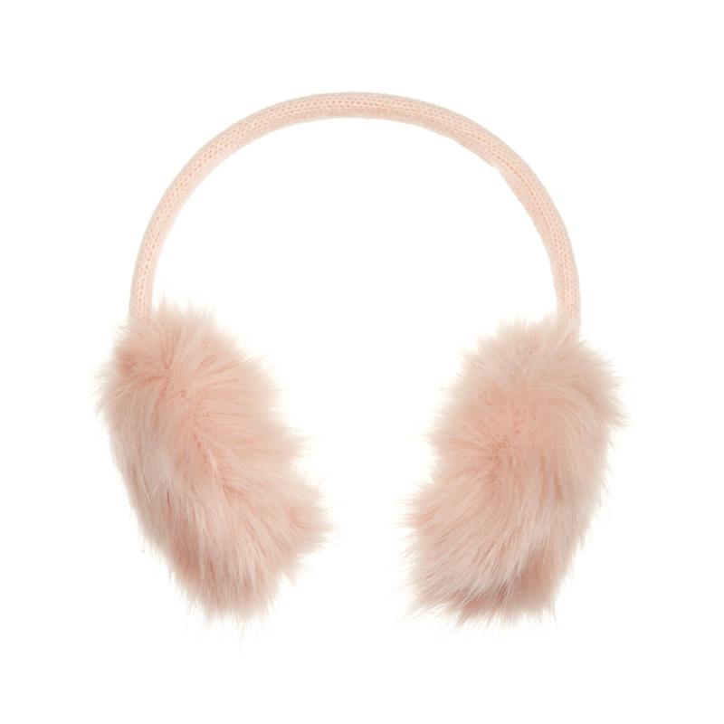 Ohrenschützer in Rosa