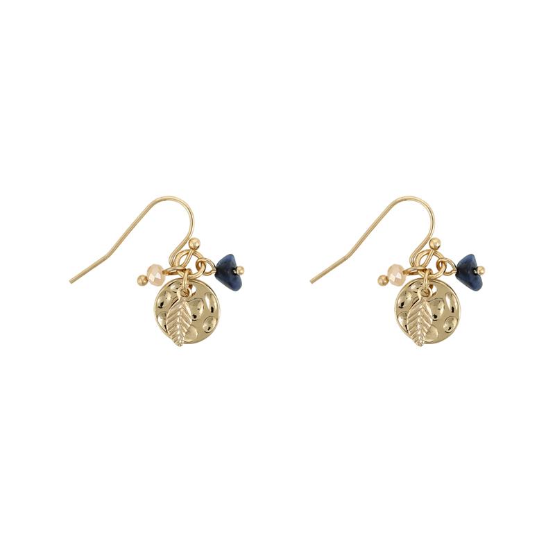 Ohrringe von Bijou Brigitte in Gold