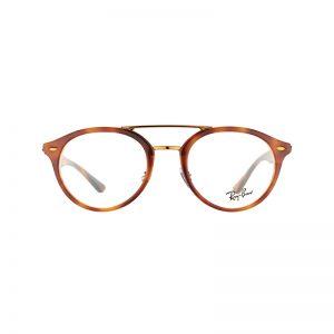 Runde Brille mit Steg von Ray-Ban