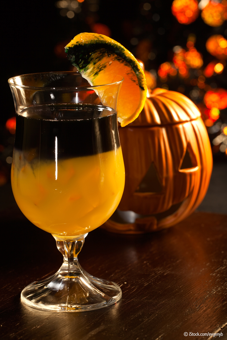 Schockierende Durstlöscher: Halloween-Drinks | BEAUTYPUNK