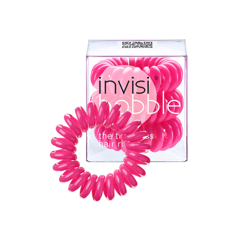 invisibobble pink