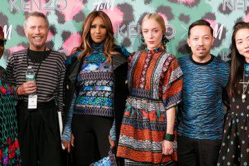 KENZO x H&M fashion © BFA