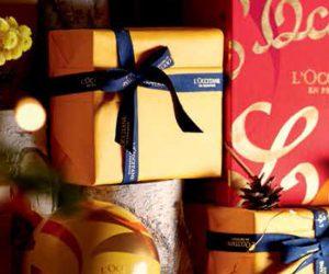 loccitane weihnachten