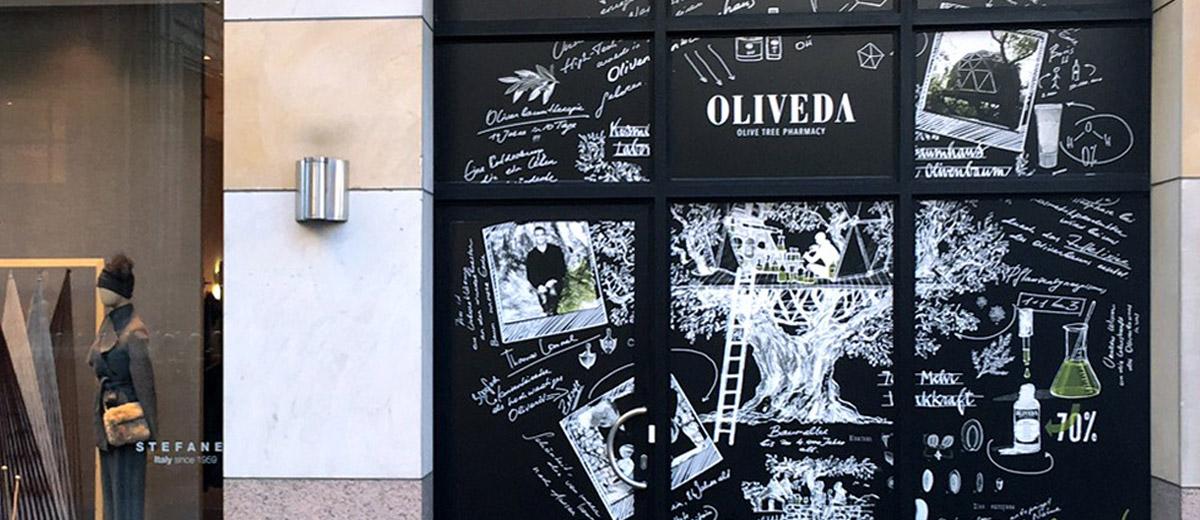 oliveda store