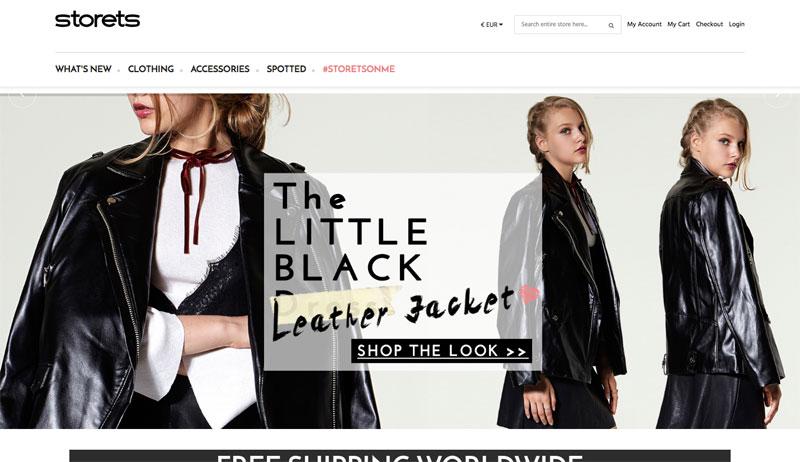 Storets Fashion-Shop