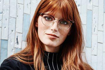 Runde Brillenformen im Trend