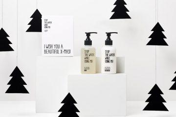 weihnachten stop water