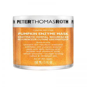 Kürbis Enzym Maske von peter thomas roth