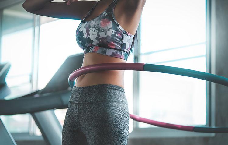 sport hula hoop