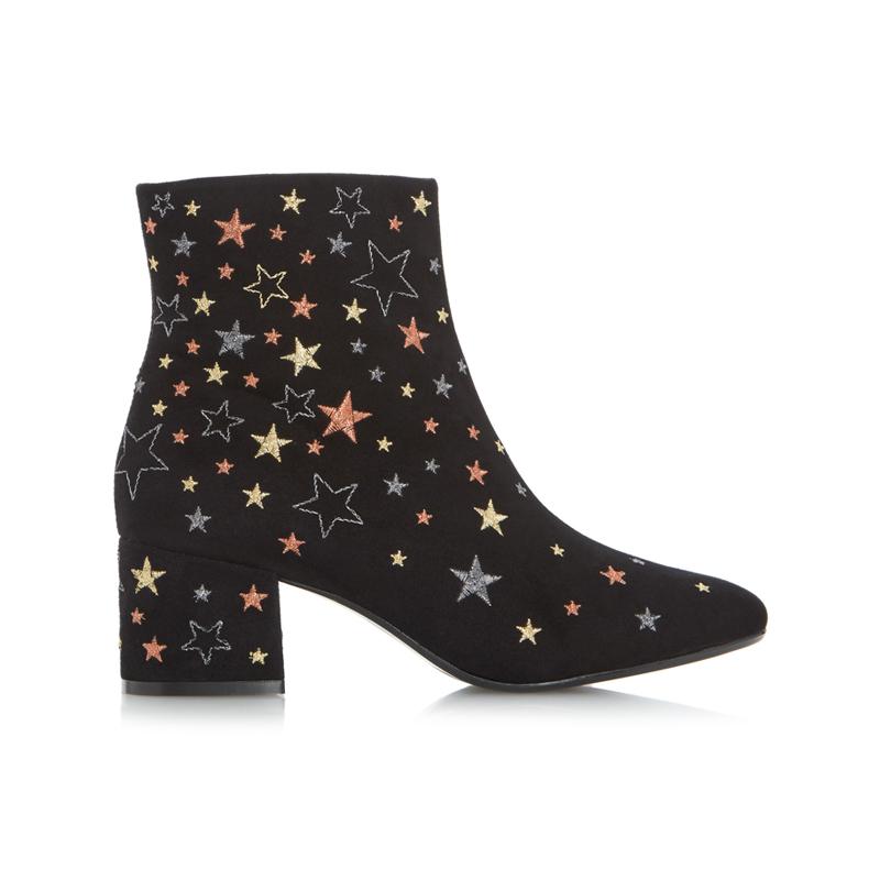 Stiefelette mir Sternen