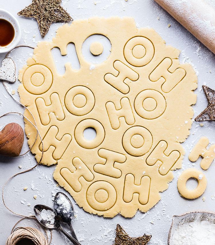 weihnachtskekse glutenfrei cookies