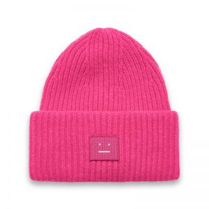 Beanie in Pink