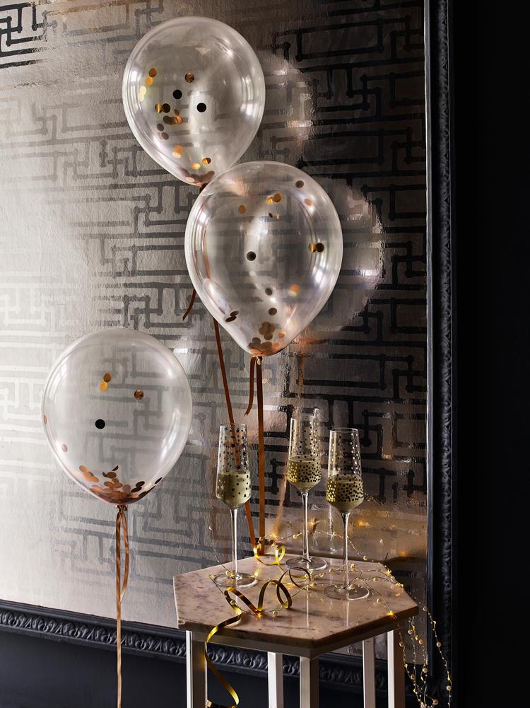 deko-ballons-silvester
