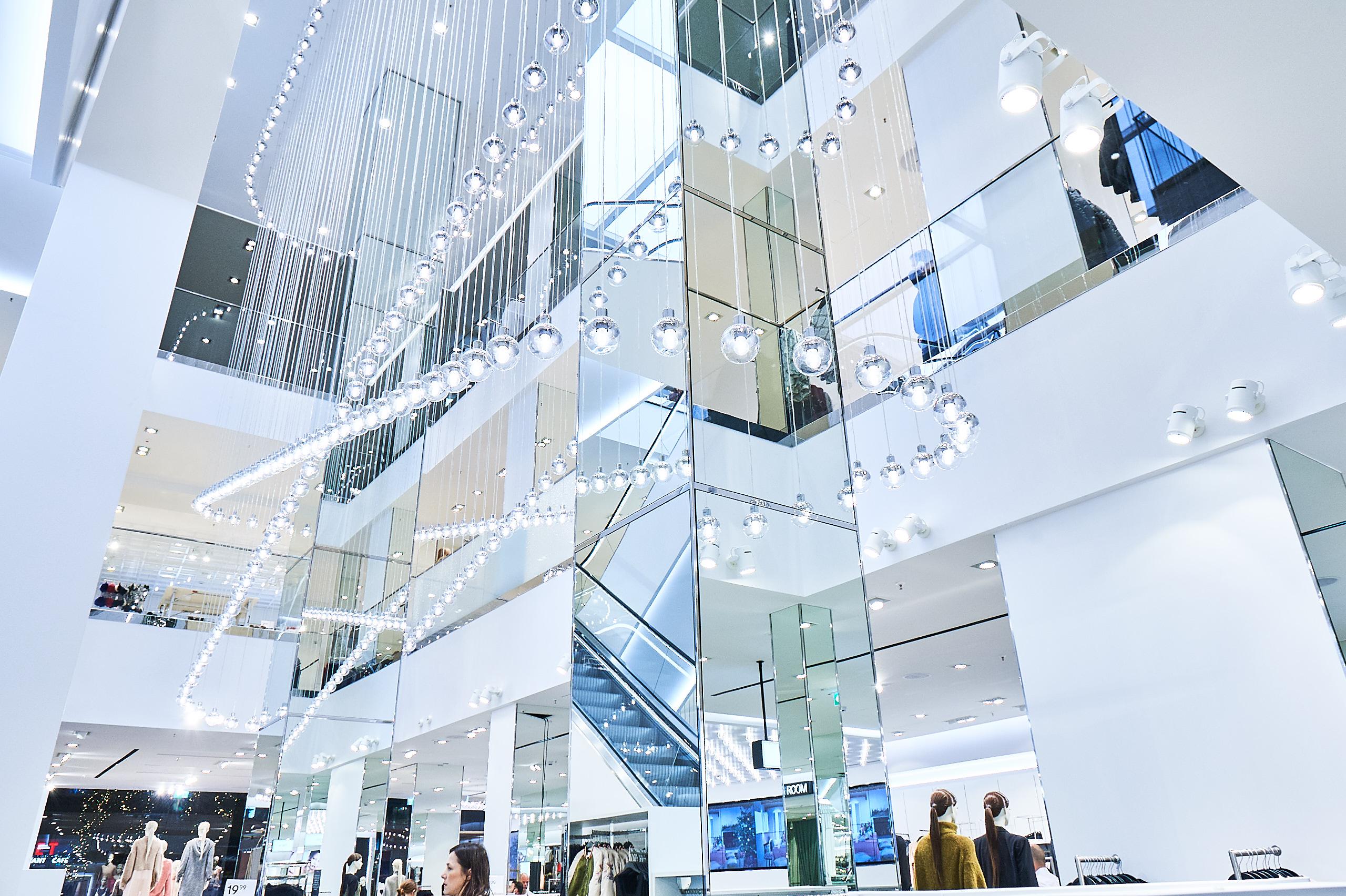 Erster Flagship Store von H&M in Hamburg | BEAUTYPUNK