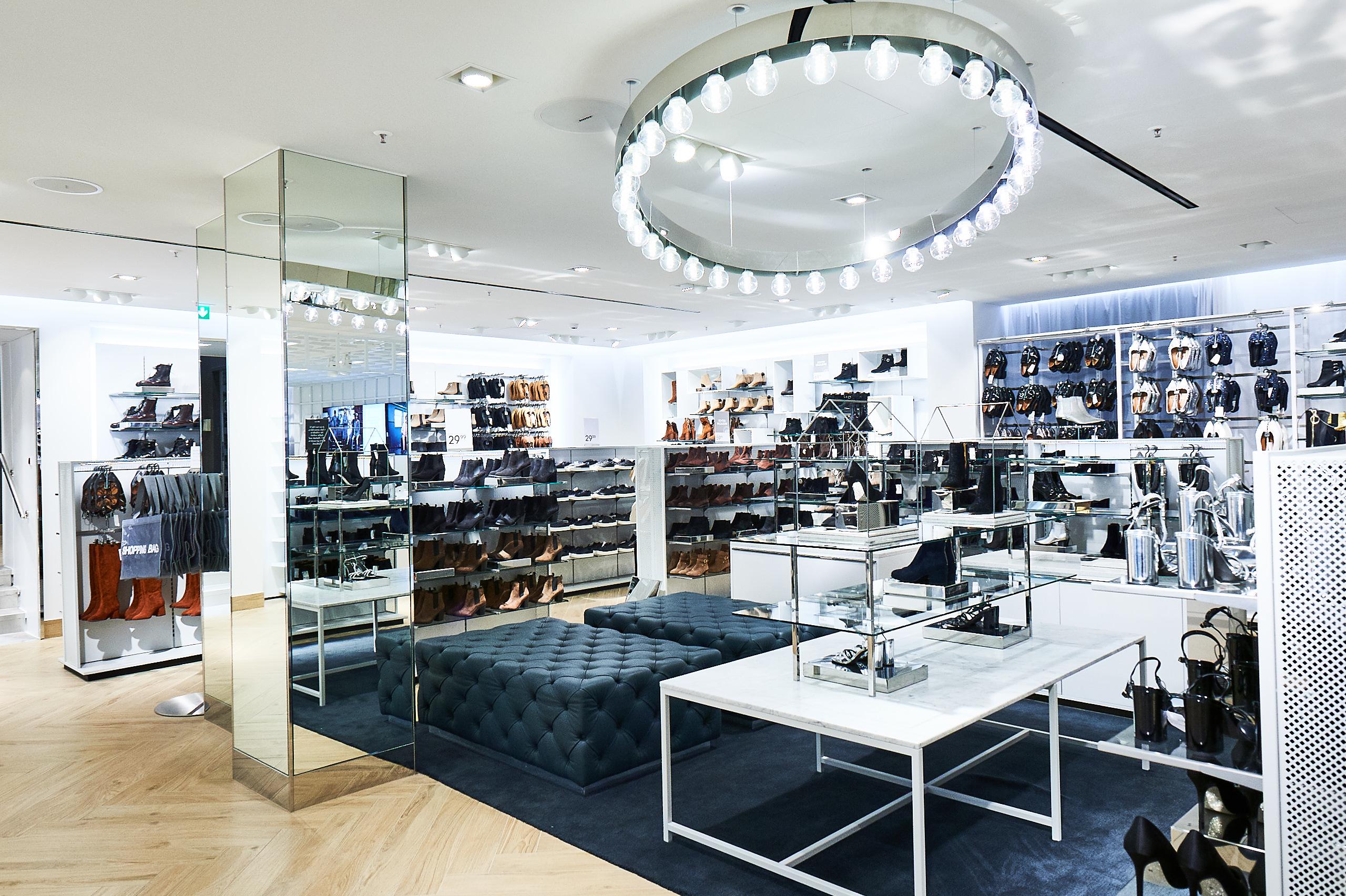Erster Flagship Store Von Hm In Hamburg Beautypunk