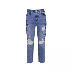 Destroyed Jeans von Topshop
