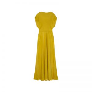 Gelbes Kleid von Asos