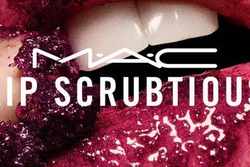 mac lip scrub