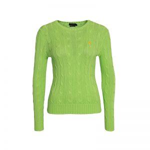 Grüner Pullover von Ralph Lauren
