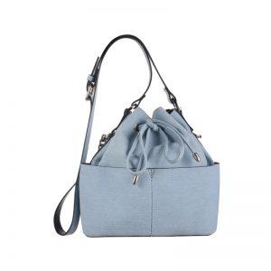 Hellblaue Tasche von Miss Selfridge