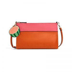 Tasche in Orange von Zara