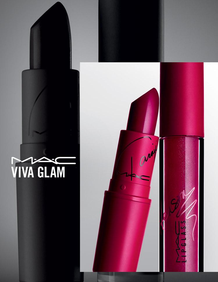 viva glam mac lipstick