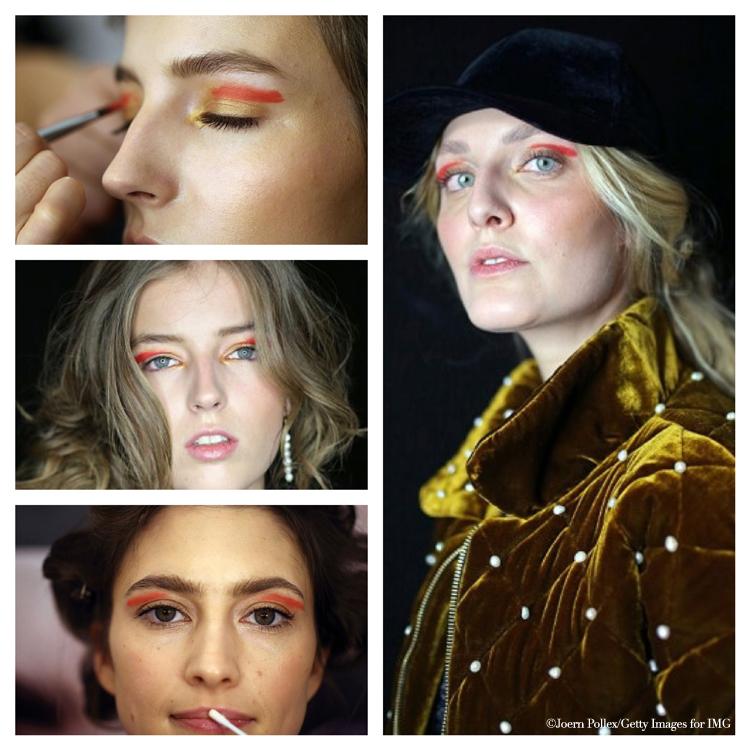 augen make-up steinrohner