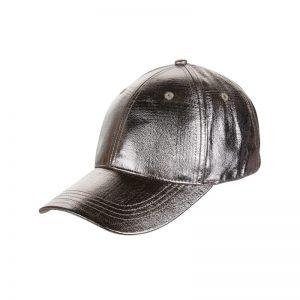 Metallic Basecap von New Look