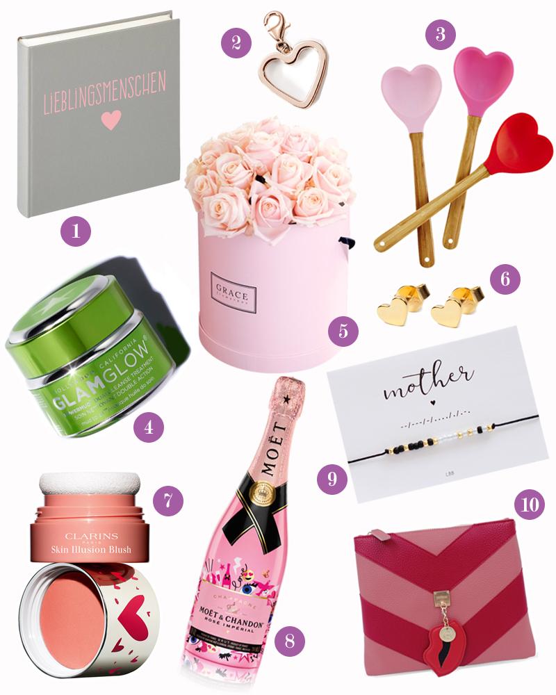 Geschenkideen für Valentinstag