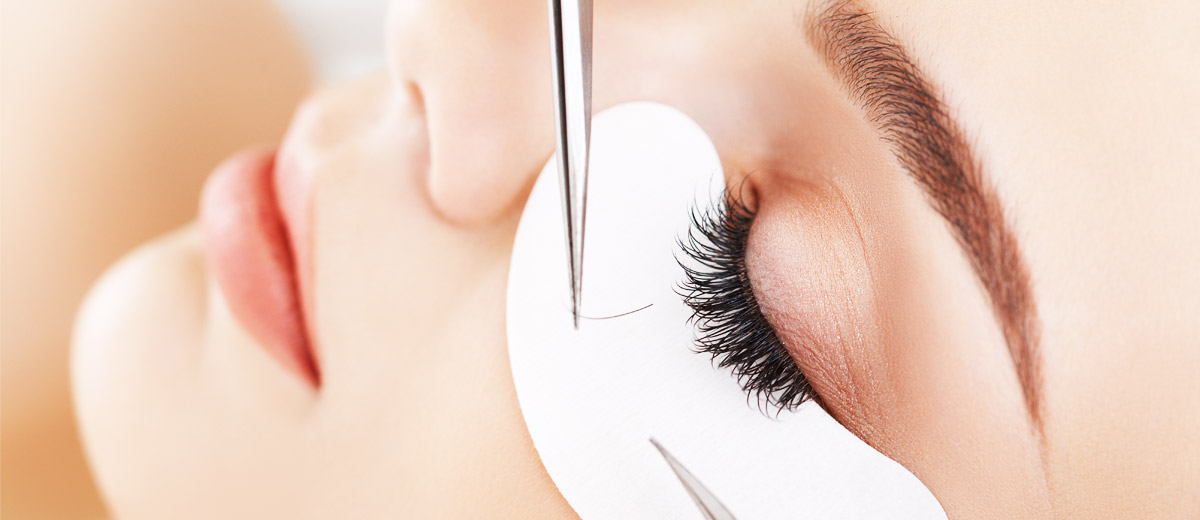6 Methoden Der Wimpernverlängerung