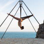 aerial yoga fitness