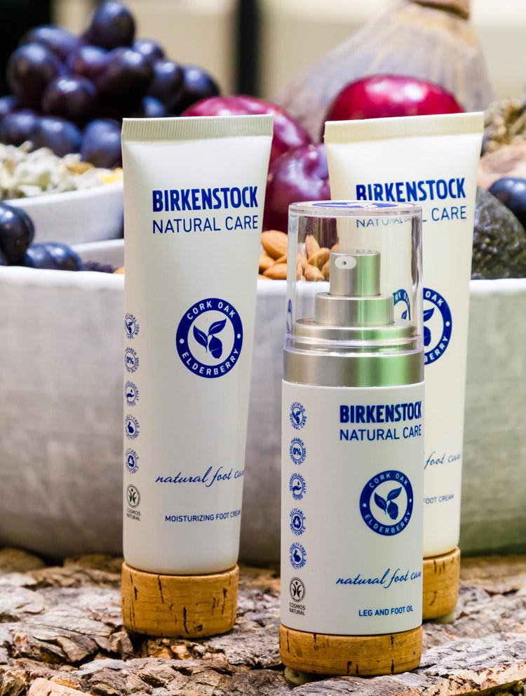birkenstock naturally footcare
