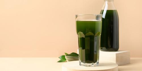 chlorophyll drink detox