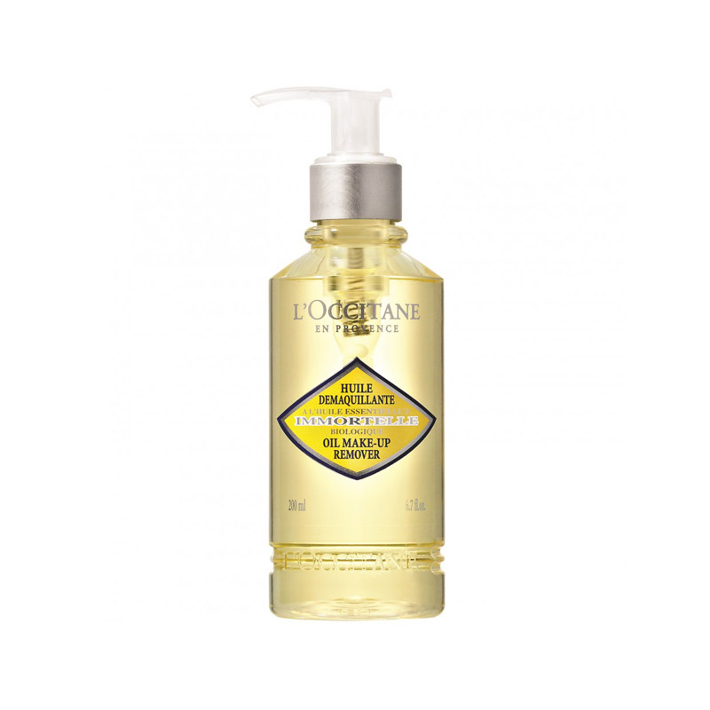 double cleanse loccitane