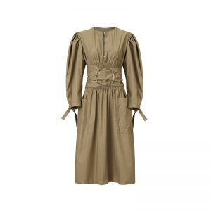 Kleid im Safari-Stil von Mango