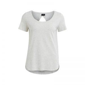 Rückenfreies T-Shirt von Vila