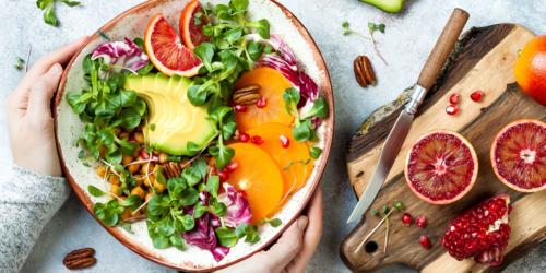 beauty-food hautpflege