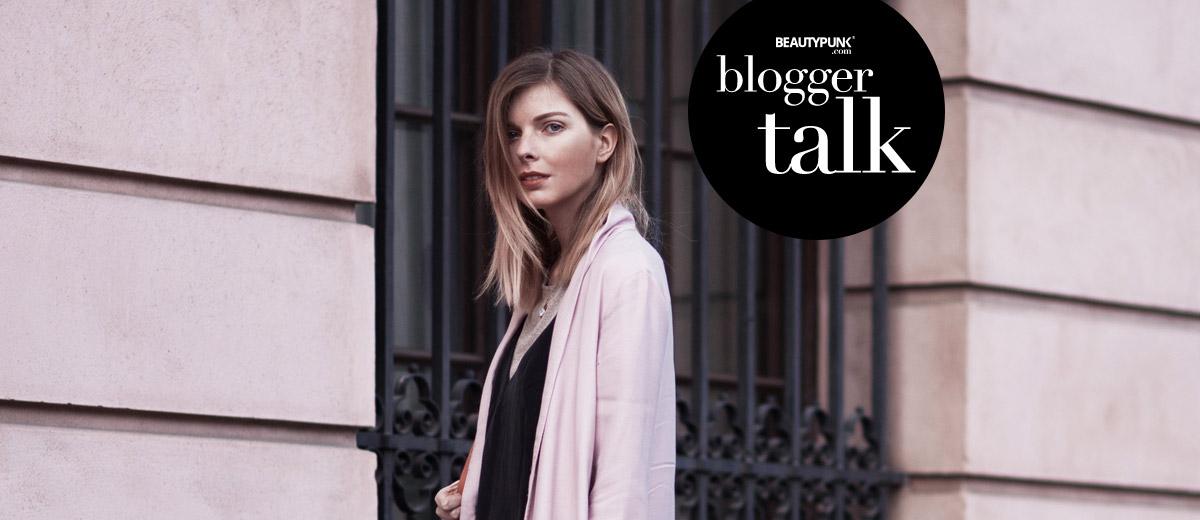 blogger talk bekleidet