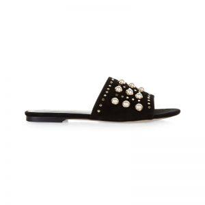 Perlen-Sandale von New Look