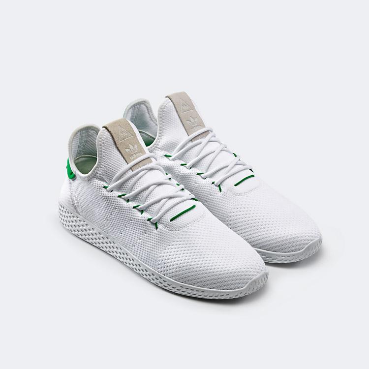 adidas tennis gruen
